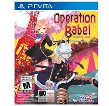 Operation Babel: New Tokyo Legacy (Sony PlayStation Vita, 2017)