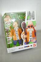 S. H. Figuarts Kame-Sennin Dragonball PVC Figura Bandai Nuevo (L)
