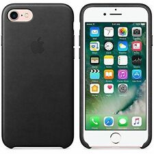 Apple iPhone 7 Leather Case Black Mmy52zm/a