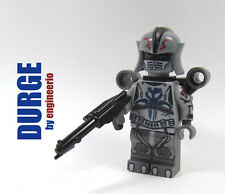 Custom Durge Star Wars Mini figure boba fett clone mandalorian lego bricks