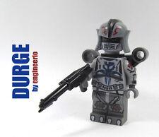 LEGO Custom -- Durge -- Star Wars Mini figure boba fett clone mandalorian