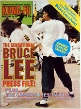 Kung-Fu Monthly Poster Magazine (The Sensational BL Press File!)  Monthly No. 30