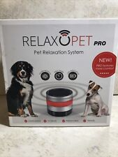 Relaxopet Pro for Dogs Soothing Sounds Anti-Stress Device Pet Relaxation System
