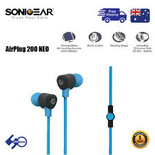 SONICGEAR AirPlug 200 Neo (Cyan) Earphone