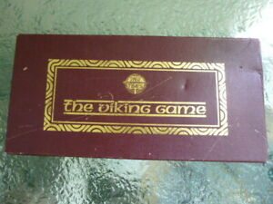 Vintage Board Game The Viking Game by History Craft Ltd Past Times