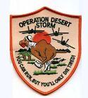 PERSIAN GULF WAR OPERATION IRAQI FREEDOM DESERT STORM: YOU CAN RUN but DIE TIRED
