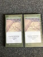 The Teaching Company The Great Courses Classical Mythology Part 1 & 2 DVD