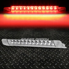 FOR 10-16 4RUNNER SIENNA LED THIRD 3RD TAIL BRAKE LIGHT PARKING STOP LAMP CHROME
