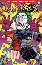 ARCHIE MEETS BATMAN 66 #5 COVER F ARCHIE COMICS NM 1ST PRINT 2018