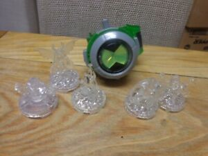 Ben 10 Ultimate Omnitrix Watch with 5 Crystals Lights Sounds Working