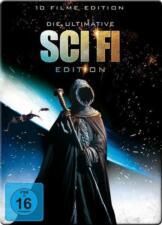 Die ultimative Sci Fi Edition / 3 DVDs in Metallbox / 10 Filme / DVD