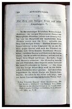 1813 Historic Poland - HOLY MOUNTAIN - Lysa Gora - DE
