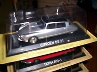 CITROEN - DS 21 - 1967 - SCALA 1/43