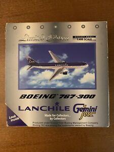 Gemini jets 1:400 Lan Chile Boeing 767-300