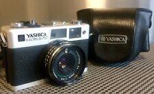 Rare YASHICA ELECTRO 35 FC  Rangefinder 35mm Film Camera - Collector Model