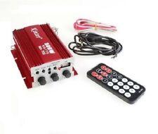 Amplificatore audio usb mp3 auto 500w con telecomando CONSEGNA RAPIDA