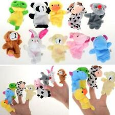 Hot Animals Baby Educational Finger Puppets Cloth Doll Toy