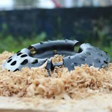 Gewölbte Raspelscheibe mit Sichtfenster ROTAREX STAMINA 110mm Schleifscheibe