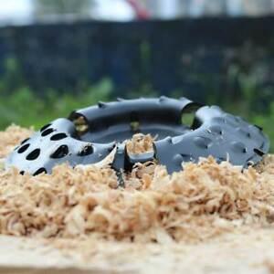 ROTAREX STAMINA 110mm Schleifscheibe Raspelscheibe Frässcheibe