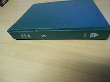 Repair shop service manual Jaguar XJ6 2.9/3.6 Volume 5