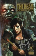 SIMON BISLEY Signed edition         The Dead, Kingdom of flies  Graphic novel