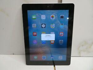 "Apple iPad 2 16GB Wi-Fi 9.7"" Tablet - Black **90 DAY WARRANTY**"