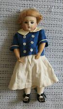 """Vintage Reproduction Bru Doll Denise UK 2013 12"""""""