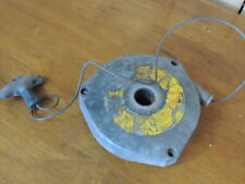 Hirth Snowmobile Recoil Assy, Starter, Nice Housing, For Parts, 340 440, Tangled