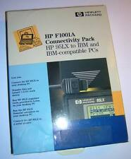 Vintage HP F1001A Connectivity Pack for HP 95LX Palmtop to IBM-Compatible PCs