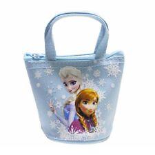 "Disney Frozen Anna & Elsa 3"" Light Blue Coin Purse-Brand New with Tags!!!"