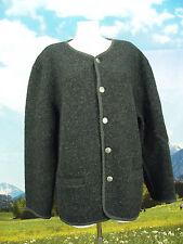 DISTLER selten getragen schön leicht & warm klasse Walkjacke Janker Jacke Gr.56
