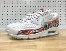Nike Air Max 90 NIC International Flag World Cup White Men's 5 Women's 6.5 Shoes