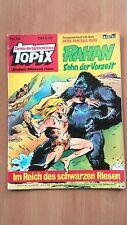 Topix rahan fils des apparitions dans le royaume du noir géant nr:26 Bastion 1976