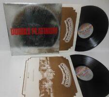 KISS double vinyl lp DOUBLE PLATINUM