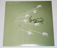 ISAAC BROCK SIGNED AUTHENTIC MODEST MOUSE VINYL RECORD ALBUM LP D w/COA SUB POP