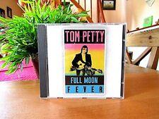 """Tom Petty   """"Full Moon Fever""""    CD"""