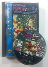 Popful Mail (Sega CD, 1995) Includes Manual - Good Condition Working Designs