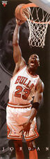 HUGE Michael Jordan DOOR-SIZED Vintage 1997 Chicago Bulls Costacos Poster