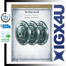 The Elder Scrolls Online Tamriel Unlimited 3000 Crowns PC Key TESO Download Code