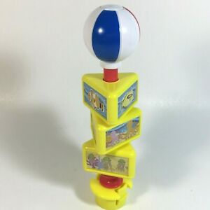 Evenflo Mega Splash Exersaucer Replacement Beach Ball Spinner Toy