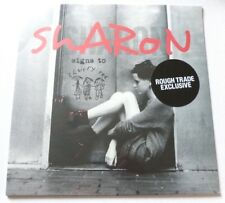 Sharon signs to Cherry Red LP  UK VINYL COMPILATION LP Marine Girls, Dolly Mixtu