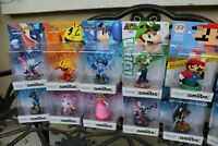 Amiibo Super Smash Bros. Series Nintendo! Choose YOUR Character!