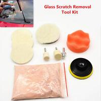 10x Car Suv Cerium Oxide Wheel Glass Polished Tool Scratch Remover Polishing Pad