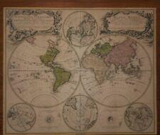 Planiglobii Terrestris Mappa Universalis