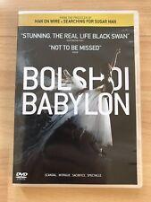 Bolshoi Babylon Dvd
