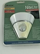 2007 Amertac Automatic Infrared Motion Sensor Activated NiteLite #73092L
