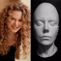 "Nicole Kidman Life Mask Cast""Big Little Lies""Moulin Rouge""Batman Forever""RARE!!!"