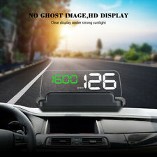 Universal C500 Car HUD Digital Head Up Display Auto OBD2 Speed Stereo Projector