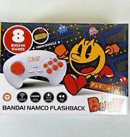 WIRELESS Pac-Man Gaming HDMI Dongle 8 Retro Games Bandai Namco Flashback Blast