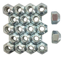 "20 12 mm x 1.5 Single Sided 1"" Hex Racing Lug Nuts #1038"